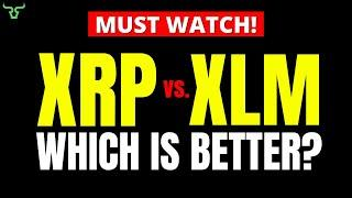 Ripple XRP vs Stellar Lumens XLM - Which Crypto Will Perform Better In 2021?