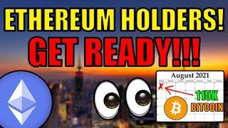 $2,000 Ethereum Coming Soon! $115,000 Bitcoin Price By August 1! AMAZING Cryptocurrency PREDICTION!