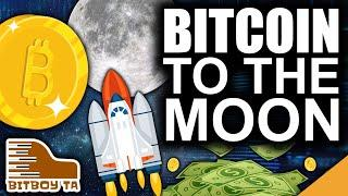 Golden Cross Pumps Bitcoin (Cryptocurrency Markets Ready to MOON)