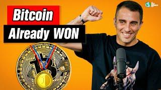 BITCOIN CANT BE STOPPED!