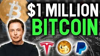 $1 MILLION BITCOIN INCOMING! ELON MUSK REVEALS HIS SECRET LOVE FOR BTC