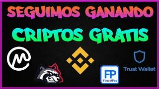Nuevo Airdrop Coinmarketcap ~ Airdrop TWT Binance ~ Airdrop Faucetpay ~ Airdrops NFTs ~ Coingecko