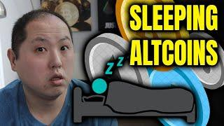 SLEEPING ALTCOINS THAT ARE SET TO EXPLODE!!!