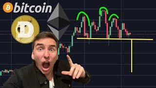 BITCOIN & ETHEREUM ARE IN DANGER RIGHT NOW!!!!!!!!!!!!!!!!!!!!