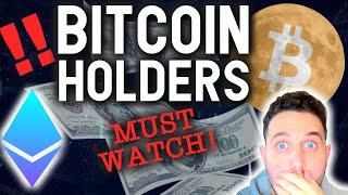 WARNING: ONE CHART REVEALS BITCOIN'S FUTURE!! Watch Now