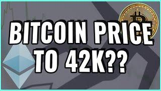 Bitcoin Price to $42k? Why I don't think that will happen! + Is it time for an Ethereum correction?