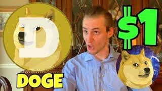 Wall Street HATES Dogecoin  Making Us Rich