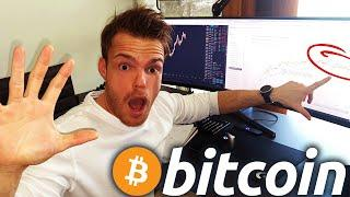 BITCOIN IS FALLING... Here's why!