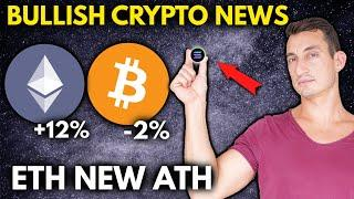 CRYPTO NEWS- Quitting Job to Trade Crypto, Ethereum Worth 50% of Bitcoin, Solana Summer $SOL $ETH