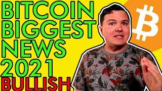 BREAKING! BIGGEST BITCOIN NEWS OF 2021! PENSIONS FUNDS BUYING BTC, MEGA BULLISH! [$100,000 Coming]