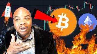 THESE ARE AMAZING INDICATORS FOR BITCOIN BULLS!!!!!!! [how to trade it now]