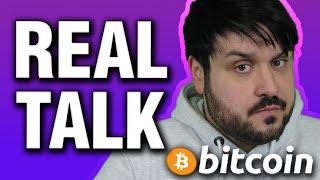 Bitcoin: The Reality of the Situation (It's Not What you Think)