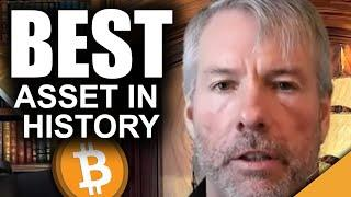 Bitcoin is the GREATEST Asset in Human History (Michael Saylor Interview Part 1)