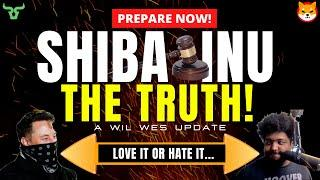 SHIBA INU THE TRUTH!!! You Need To Know This! (Watch In 24Hrs)