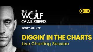 Diggin' In The Charts - Live Charting Session With Scott Melker