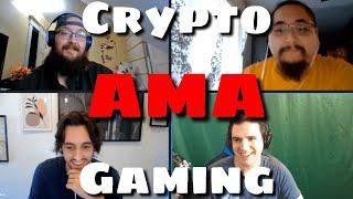 Top Crypto Games to Earn Money $ (BEST Game NFTs to Buy)   On Chain Gaming Supporters AMA