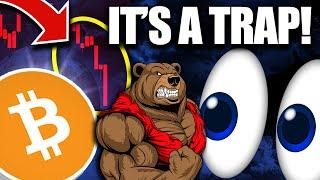 ALERT! BTC & ETH Holders! This Is The BEAR TRAP!! Don't Be Fooled…