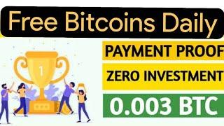 Free Bitcoin Every Hour | Free 0.002 BTC Payment Proof | Faucet Games Multiply Mining | BTCmaker