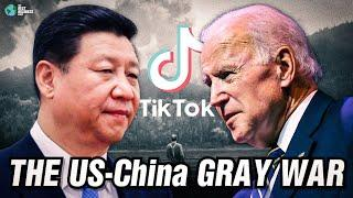 China Is Using Tik-Tok In War With The USA.