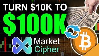 How I Turned $10k Into $100k in Crypto (Best Trading Indicator Video EVER)