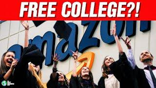 Jeff Bezos Is Sending Every Employee To College For Free