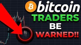 BE READY!!! MAJOR BITCOIN MOVE IS COMING SOONER THAN YOU THINK!!